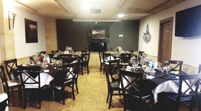 Restaurante en María